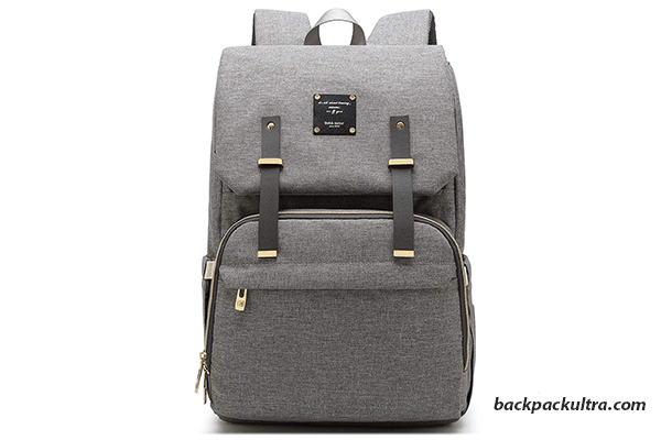 Bebamour Casual Lightweight Travel Backpack