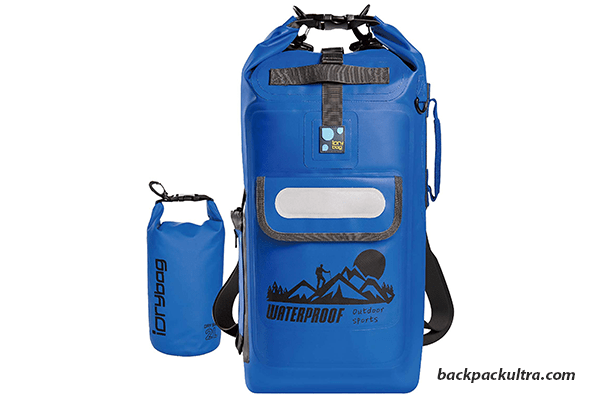 IDRYBAG Dry Bag Waterproof Backpack