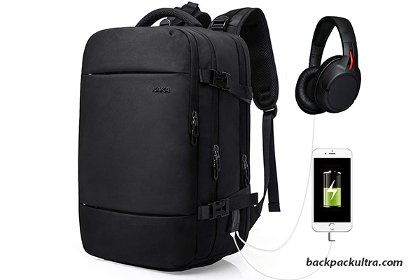 KAKA Water Resistant Travel Backpack