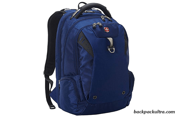 SwissGear Travel Gear TSA Approved Laptop Backpack