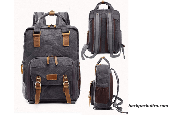 Cuekondy 2019 Fashion Camera Backpack