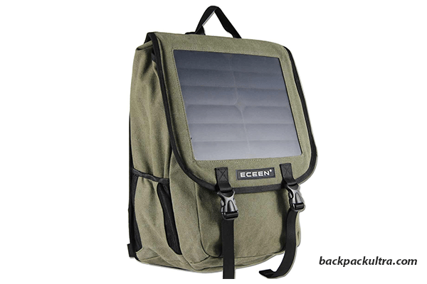 ECEENSolar Power Backpack