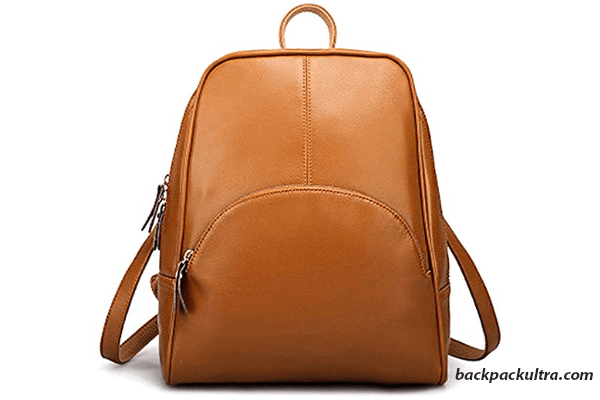 ELOMBR Ladies Casual Shoulder Bag college girl stylish backpacks