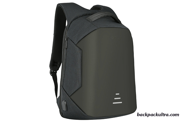 HS Magnet Anti-Theft Business Laptop Backpack best tech backpacks