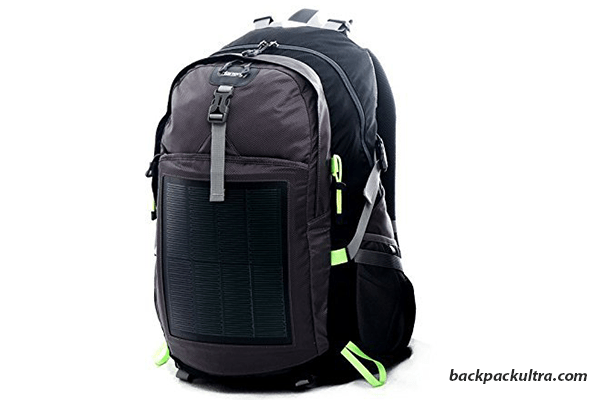 Hanergy Hiking Solar Backpack