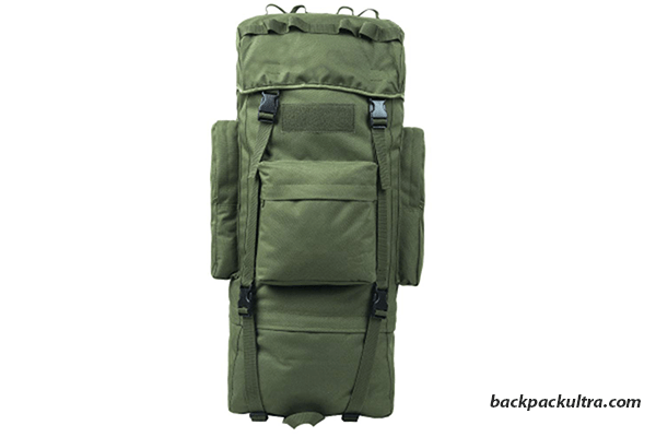 Mountaineering Hiking Camping Backpack