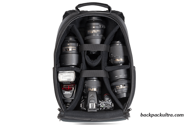Nikon 17006 Compact DSLR Camera Backpack