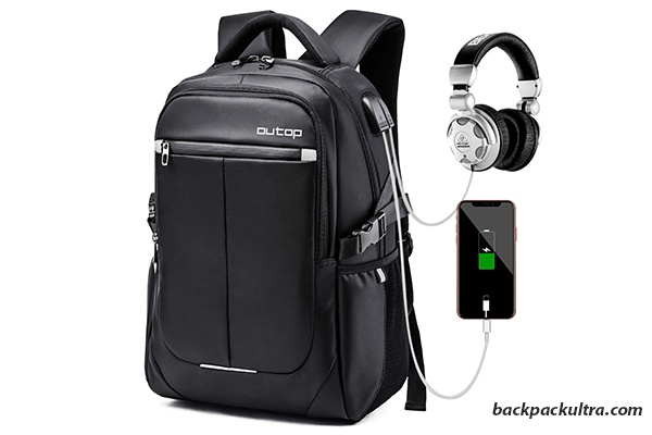 Outop Anti-Theft Laptop Backpack