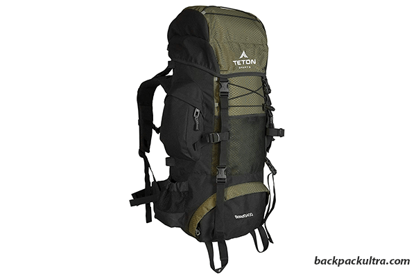 TETON Sports Camping Backpack