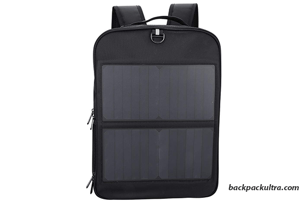Vbestlife Solar black color Backpack