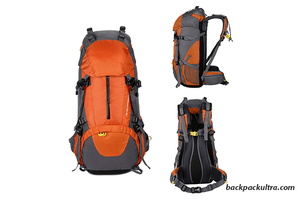 WINNING Camping & Hiking Backpack
