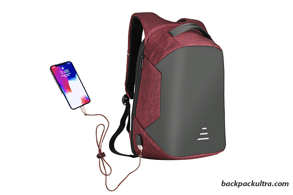 Wonder Anti-Theft Slim Laptop backpack