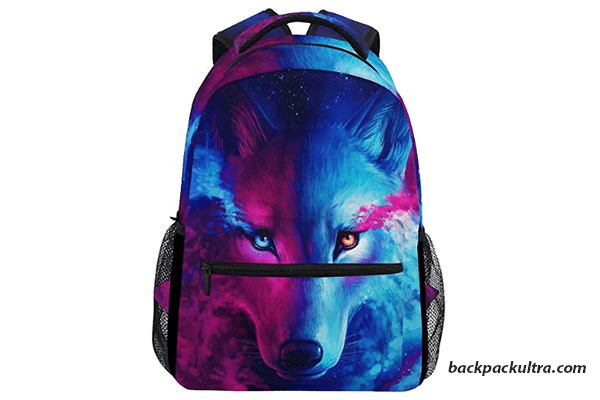 ZZKKO Animal Unicorn Backpack, Stylish backpacks for college