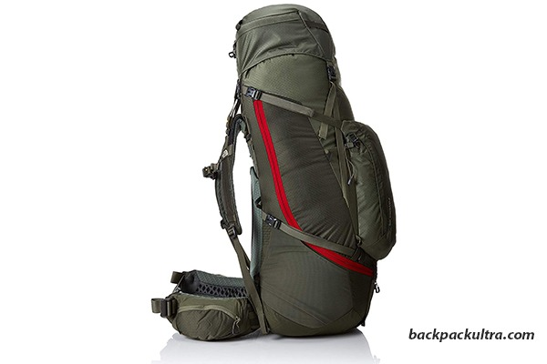 The Fovero North Face Backpack