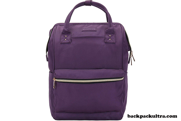 Lily & Drew Unisex Casual Travel Daypack