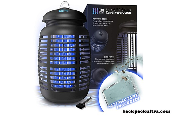 Effective 4000V Electric Mosquito Zappers