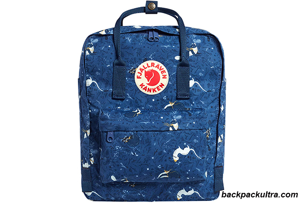 Fjallraven - Kanken Art Special Edition Backpack