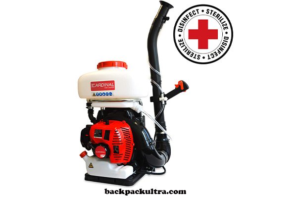 3.5 Gallon red color Backpack sprayer