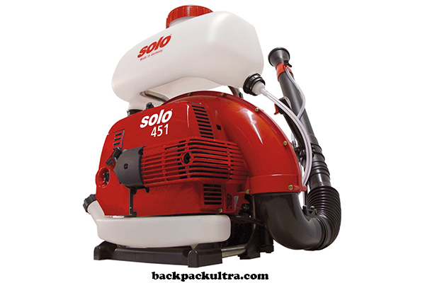 Solo 451 Gas Powered Backpack Mist Blower