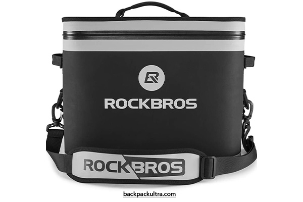 ROCK BROS Soft Sided 30 Can Insulated Leak Proof Cooler