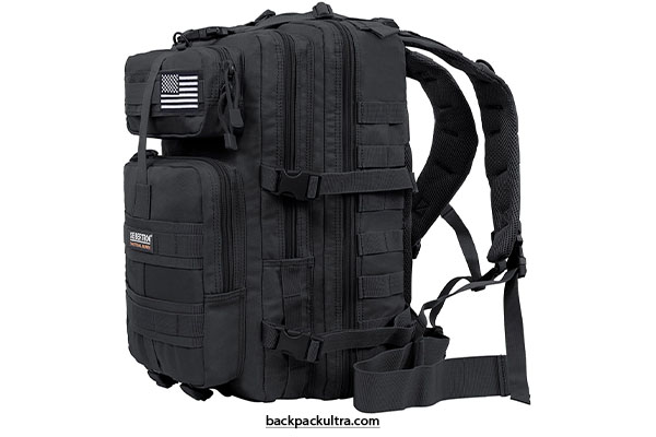 Seibertron Motorbike Backpack