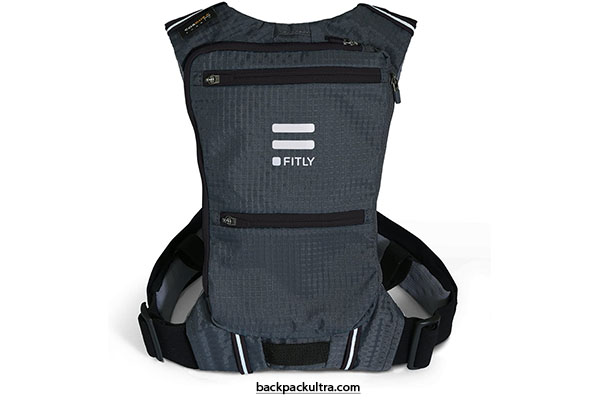 FITLY Minimalist best Running backpack for commuting