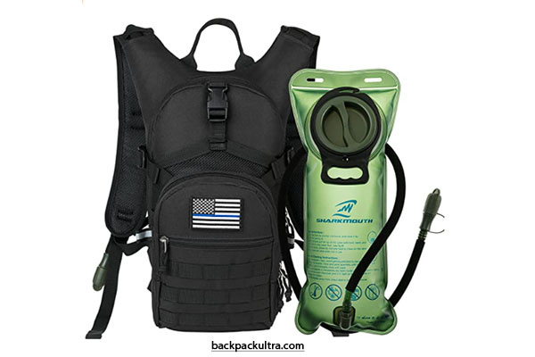 SHARKMOUTH Hydration Pack