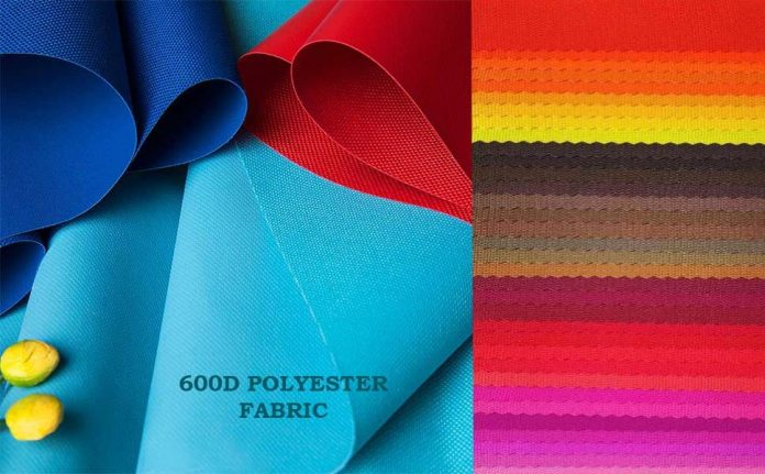 what is 600d polyester