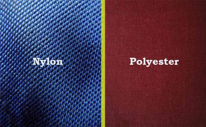 differences between nylon and polyester fabrics